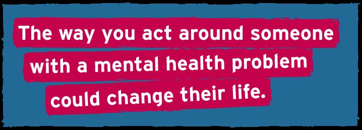 Examples Of Mental Health Stigma Psychology Center India